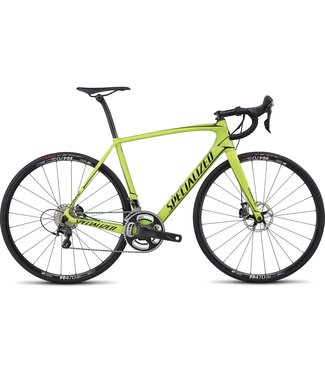 SPECIALIZED TARMAC EXPERT DISC LIME/NOIR 54