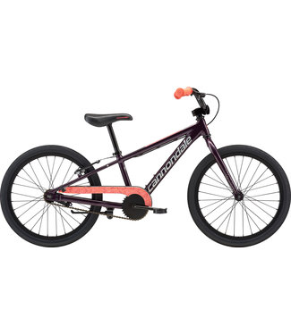 CANNONDALE KIDS TRAIL SS NOIR/ROSE XL 20