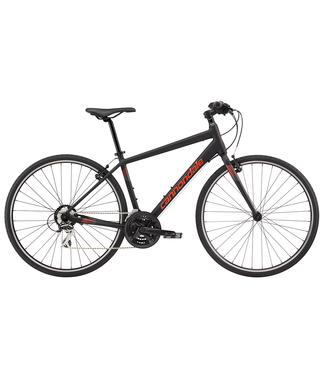 CANNONDALE QUICK 8 GRIS MED