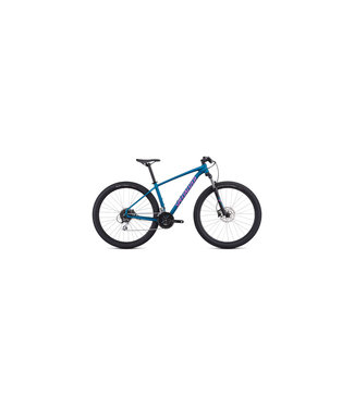 SPECIALIZED RH WMN SPORT 29 - Satin Gloss Marine Blue/Acid Fushia/Clean XS
