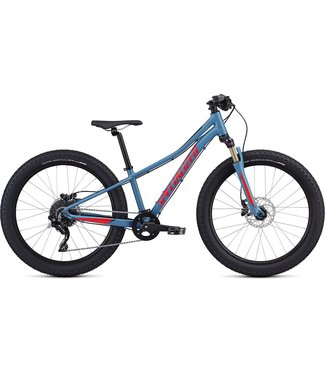 SPECIALIZED RIPROCK EXPERT 24 - Gloss Storm Grey/Rocket Red/Black .