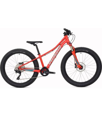 SPECIALIZED RIPROCK EXPERT 24 - Nordic Red/Turquoise/Light Turquoise .