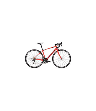 SPECIALIZED DOLCE SPORT - Gloss/ Satin / Acid Red/ Tarmac Black 44