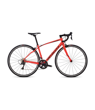 SPECIALIZED DOLCE SPORT - Gloss/ Satin / Acid Red/ Tarmac Black 48