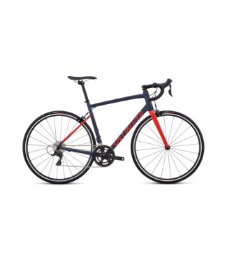 SPECIALIZED ALLEZ SPORT - Satin Navy / Gloss Nordic Red 52
