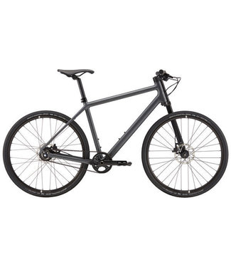 CANNONDALE BAD BOY 27.5 NOIR/CHARCOAL MD