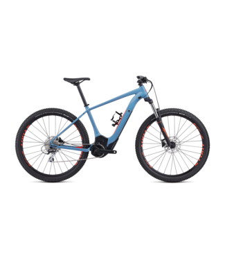 SPECIALIZED LEVO HT MEN 29 - Storm Grey/Rocket Red M