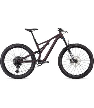 SPECIALIZED STUMPJUMPER FSR WMN COMP 27.5-Berry/Black SM
