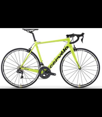CERVELO R3 RIM ULTEGRA 8000 jaune/vert 54