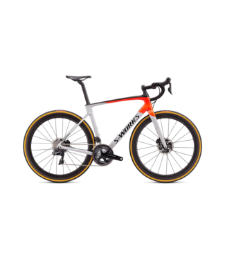 SPECIALIZED ROUBAIX SW DI2 DOVGRY/RKTRED/BLK 54