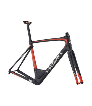 SPECIALIZED CADRE SPECIALIZED S-WORKS ROUBAIX NOIR/ROUGE 56
