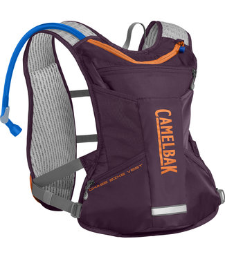 CAMELBACK SAC WOMEN'S CHASE BIKE VEST 50OZ VIOLET/ORANGE