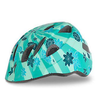 SPECIALIZED MIO TODDLER SB HELMET - Acid Mint Swirl .