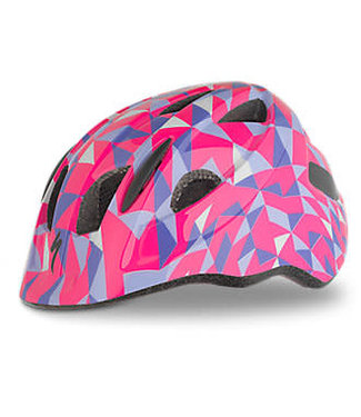 SPECIALIZED MIO TODDLER SB HELMET - Acid Pink Geo .