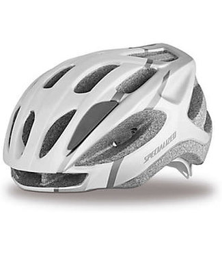 SPECIALIZED SIERRA HELMET WMN - White/Silver Arc .