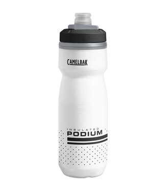 CAMELBACK PODIUM CHILL 620ML BLANC/NOIR