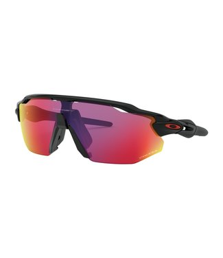 OAKLEY Radar Ev Advancer POLISHED BLACK W/ PRIMZ ROAD