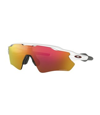 OAKLEY Radar® EV Path® POLISHED WHITE W/ PRIZM RUBY