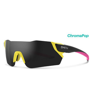 SMITH ATTACK MATTE CITRON - CHROMAPOP BLACK