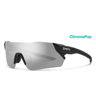 SMITH ATTACK MATTE BLACK - CHROMAPOP PLATINUM MIRROR