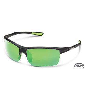 Suncloud SABLE SC MT BLACK/GREEN MR