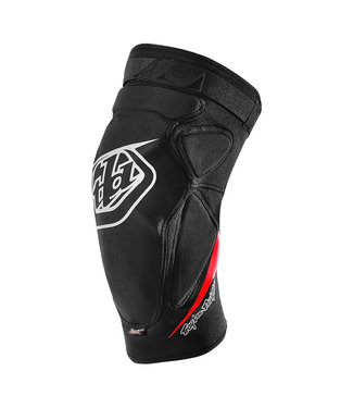 Troy Lee Designs RAID KNEE GUARD; BLACK
