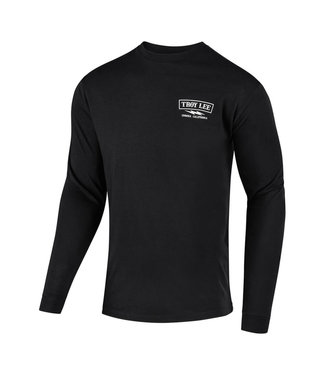 TROY LEE DESIGN FLOWLINE L/S TECH TEE; CLASSIC SHOCKER