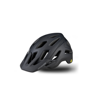 SPECIALIZED AMBUSH ANGI MIPS HELMET - Matte Black