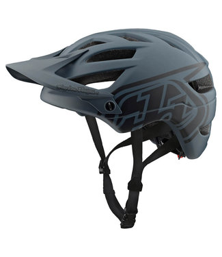 TROY LEE DESIGN A1; DRONE GRAY/BLACK
