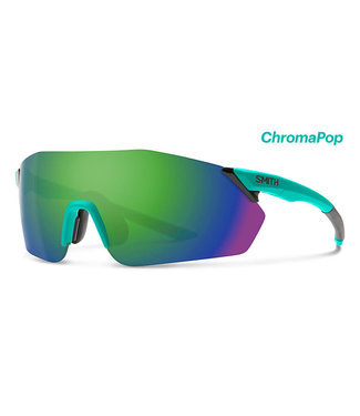 SMITH OPTICS REVERB MATTE JADE - CHROMAPOP GREEN MIRROR