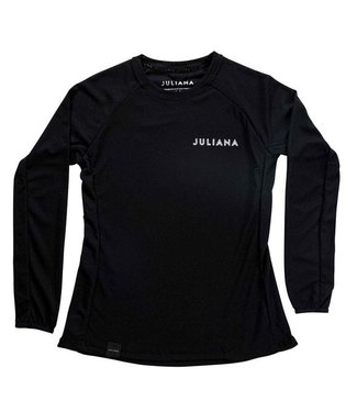 JULIANA LS Tech Tee Natural