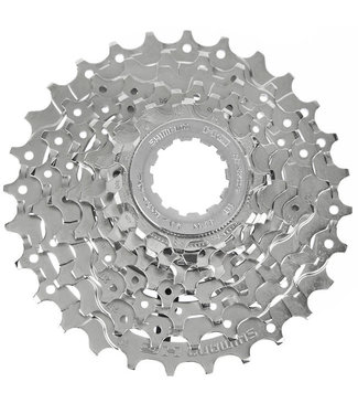 Shimano CASSETTE SPROCKET, CS-HG400-9, 9-SPEED, 11-12-13-14-16-18-21-24-28, IND.PACK