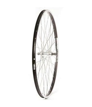 Wheel Shop Wheel Shop, Alex DM18 Noir/ Formula FM-31-QR, Roue, Arriere, 700C / 622, Trous: 36, QR, 135mm, Sur jante, Roue libre