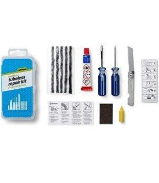 VELDTITE Weldtite Tubeless Tire Repair Kit /each (for External use)