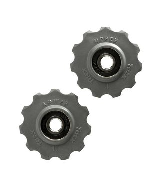 Tacx Galets a Roulements En Acier Inoxydable,T4060: Shimano/Campagnolo 11 dents