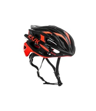 Kask CASQUE MOJITO noir/orange Medium