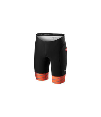 CASTELLI Free Tri Short -orange -M