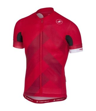 CASTELLI MAILLOT FREE AR 4.1 FZ ROUGE MED