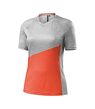 SPECIALIZED ANDORRA COMP JERSEY WMN - Neon Coral LG