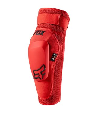 FOX LAUNCH PRO D3O ELBOW GUARD Red S
