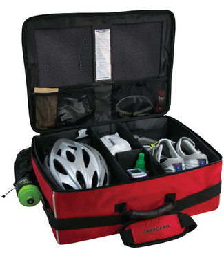 Cat5gear SAC CYCLIST CASES ROUGE