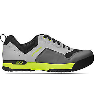 SPECIALIZED 2FO CLIPLITE LACE MTB SHOE GRY/HYP 41.5