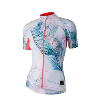 SPECIALIZED ENDURANCE JERSEY SS WMN AVANT PRINT S Small