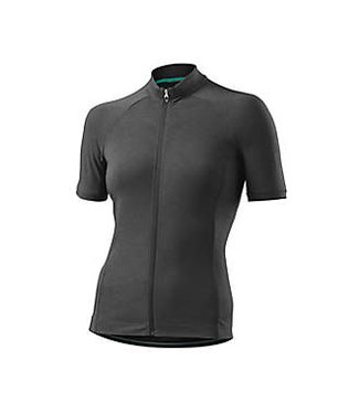 SPECIALIZED SL PRO MERINO JERSEY SS Carbon Heather M