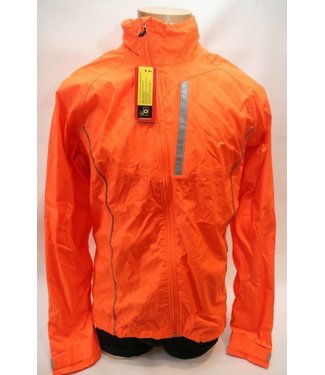 SPECIALIZED DEFLECT H2O PAC JACKET orange