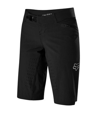 FOX WOMENS FLEXAIR SHORT [BLK] XL