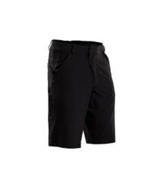SUGOI SHORT RPM LINED BLK LG