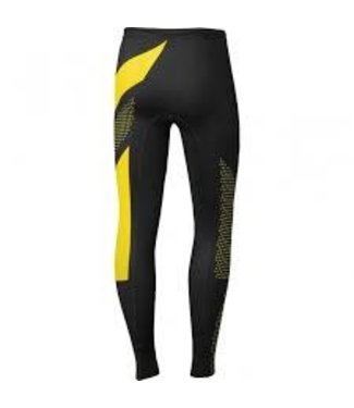 SPORTFUL APEX TIGHT BLACK/YELLOW FLUO M