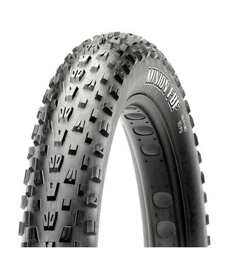 Maxxis Maxxis, Minion FBF, 27.5x3.80, Folding, Dual, Tubeless Ready, EXO, 120TPI, 30PSI, Black