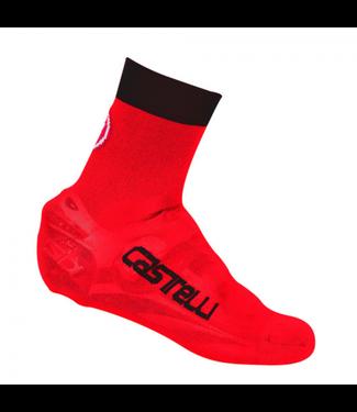 CASTELLI CASTELLI BELGIAN BOOTIE 5 ROUGE/NOIR L/XL